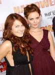 Scout Taylor-compton and Hanna Hall