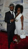 Wyclef Jean and his sister Melky Jean