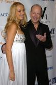 Petra Nemcova and Bruce Willis