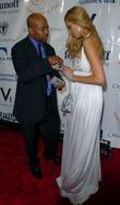 Damon Dash and Petra Nemcova