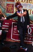 Harvard University's Hasty Pudding Theatricals Present Man Of The Year Hasty Pudding Pot To Christopher Walkin
