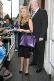 Hayden Panettiere and Chris Moyles