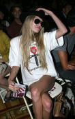 Alexandra Richards Mercedes-Benz Fashion Week New York Spring...