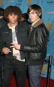 Corbin Bleu and Zac Efron