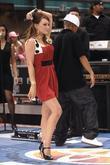 Hilary Duff, Rockefeller Plaza