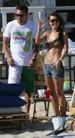 Audrina Patridge and guest	 MTV's hit show 'The...