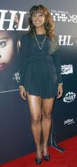 Aisha Tyler Hollywood Life Magazine's 10th Annual Young...