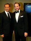 Joe Solomonese and Matthew Broderick The Human Rights...