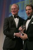 Tim Gunn and Matthew Broderick The Human Rights...