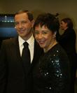 Dr. Sheila Johnson and Joe Solomonese The Human...