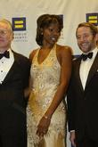 Tim Gunn, Sheryl Swoope and Matthew Broderick The...
