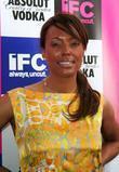 Aisha Tyler IFC Party celebrating the '2008 Film...