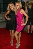 Adrienne Bailon, Kat DeLuna World Premiere of 'Illegal...