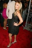 Adrienne Bailon World Premiere of 'Illegal Tender' at...