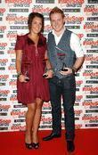 Lacey Turner and Charlie Clements with the Best Couple Award