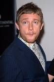 Martin Freeman  InterContinental London Park Lane Hotel...