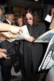 Ozzy Osbourne, The Ivy London
