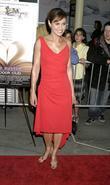 Amy Brenneman Los Angeles film premiere of 'The...