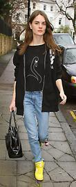 Anouk Lepere leaves the house of Kate Moss...