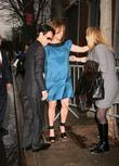 Jennifer Lopez and Leslie Sloane Zelnik