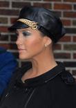 Jennifer Lopez, David Letterman, Ed Sullivan Theatre