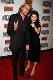 Andrew Dominik, Robin Tunney New York Premiere of...