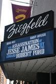 Jesse James, Ziegfeld Theatre
