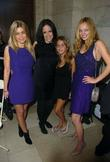 Carmen Electra, Jill Stuart with daughter and Bijou Phillips