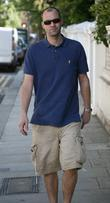 Johnny Vaughan and Shorts