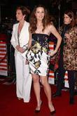Allison Janney and Jennifer Garner Premiere of 'Juno'...