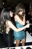 Kim Kardashian and Chloe Kardashian