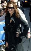 Kate Beckinsale, David Letterman, Ed Sullivan Theatre