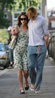 Keira Knightley and Rupert Friend