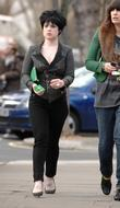 Kelly Osbourne and friend