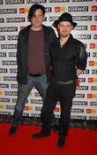Ash The Kerrang! Awards 2007 held at The...