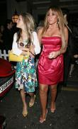 Nikki Grahame and Michelle Scott-lee