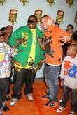 Sean Kingston, Chris Brown and Ucla