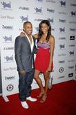 Marques Houston And Claudia Jordan