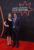 Leslie Mann and Seth Rogen