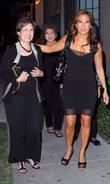 Carrie Ann Inaba and her aunt