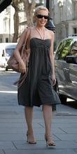 Kylie Minogue and A Summer Dress