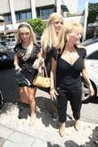 Judy Landers With Her Daughters Lindsay Landers