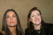 Demi Moore and Glenda Bailey