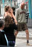 Evan Rachel Wood and Woody Allen