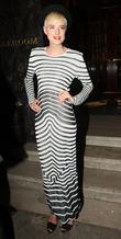Agyness Deyn Laurence Olivier Awards 2008 held at...