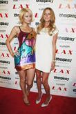 Paris Hilton and Eve