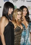 Catherine Bell and Carmen Electra