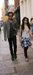 Lenny Kravitz and Zoe Kravitz
