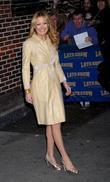 Kate Hudson, David Letterman, Ed Sullivan Theatre