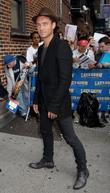 Jude Law, David Letterman, Ed Sullivan Theatre